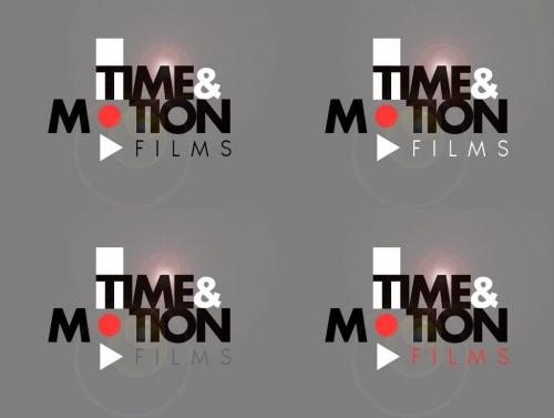 Time & Motion Films Logo Design