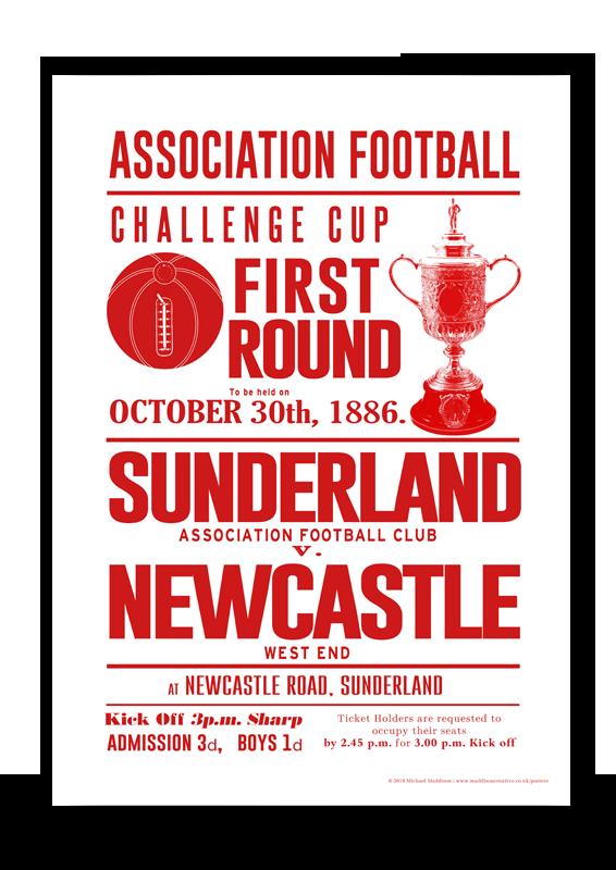 Sunderland Poster