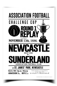 Newcastle Poster