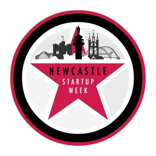 Newcastle Startup Week Logo