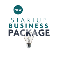 Check out our NEW special Startup Business Package