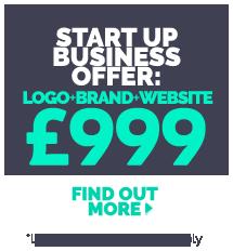 Start up business offer | Website, brand & logo design